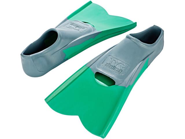 TYR Crossblade S grijs/groen